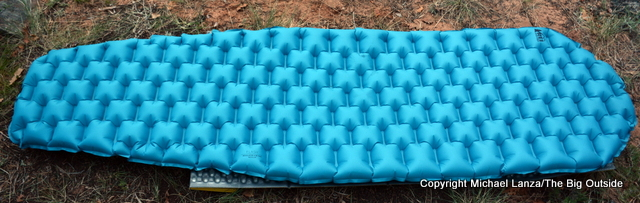 REI Flash Insulated Air Mattress.