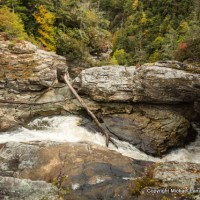 Linville Gorge above Linville Falls, Pisgah National Forest, N.C.