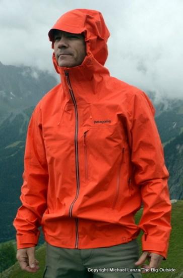 Patagonia Pluma Jacket.