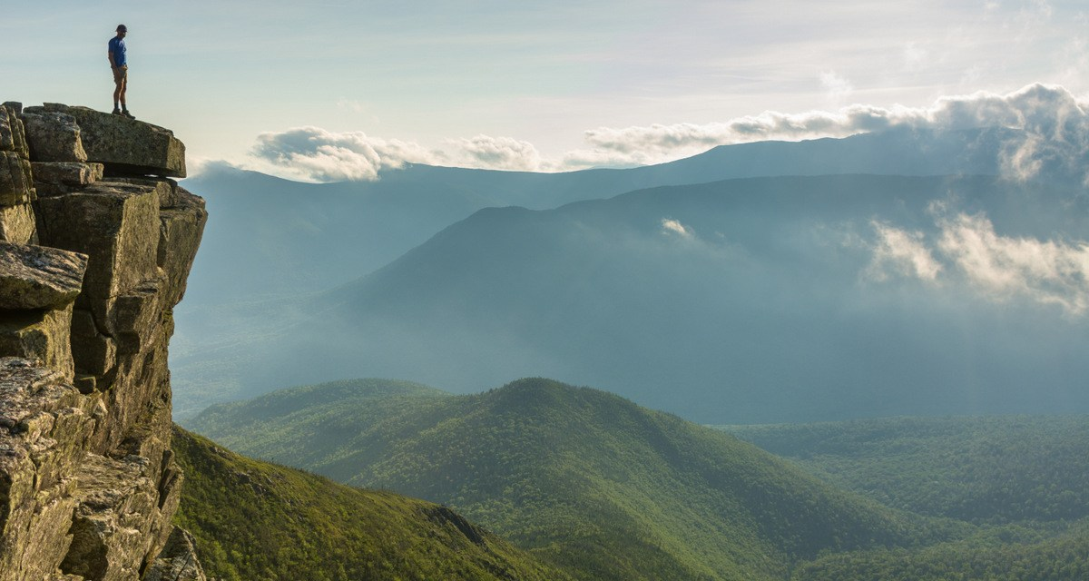 Being Stupid With Friends: A 32-Mile Dayhike in the White Mountains