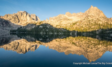 Ask Me: The Best Long Backpacking Trip in Idaho's Sawtooths