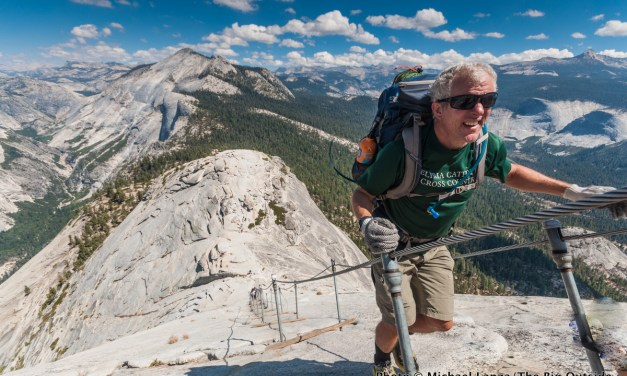 Extreme Hiking: America's Best Hard Dayhikes