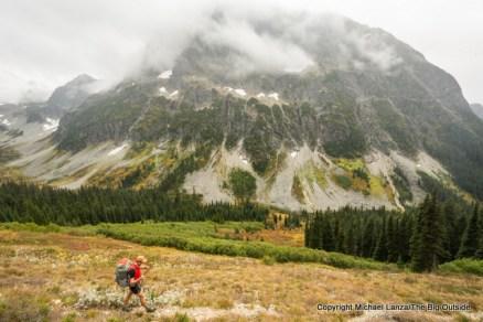 Fisher Creek Trail, North Cascades N.P.