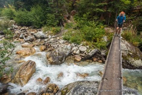 Park Creek Trail, North Cascades N.P.