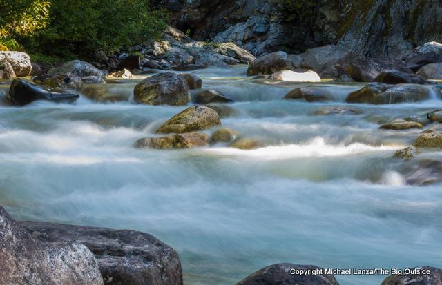 Bridge Creek, North Cascades National Park.