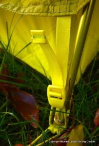 Marmot Tungsten 2P UL rainfly clip.