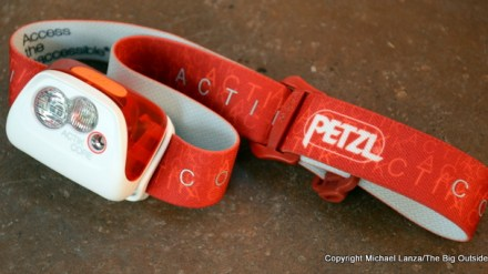 Gear Review: Petzl Actik Core Headlamp