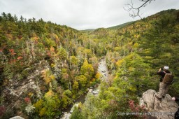 Linville Gorge, Pisgah National Forest, N.C.