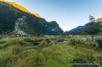 Iris Burn, Kepler Track, Fiordland National Park.
