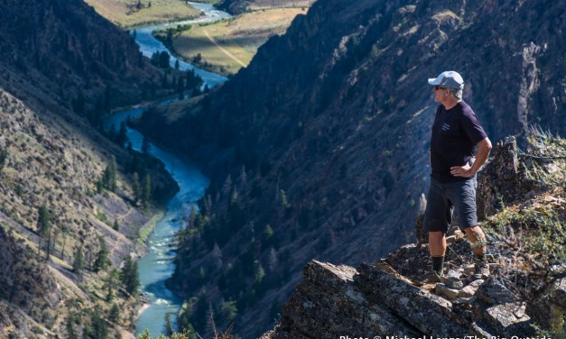 Middle of Nowhere: Hiking Idaho's Middle Fork Salmon Trail