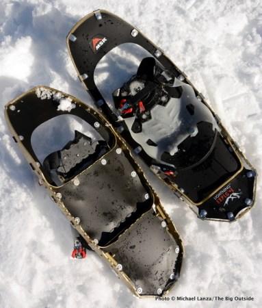 MSR Lightning Explore Snowshoes 22-inch.