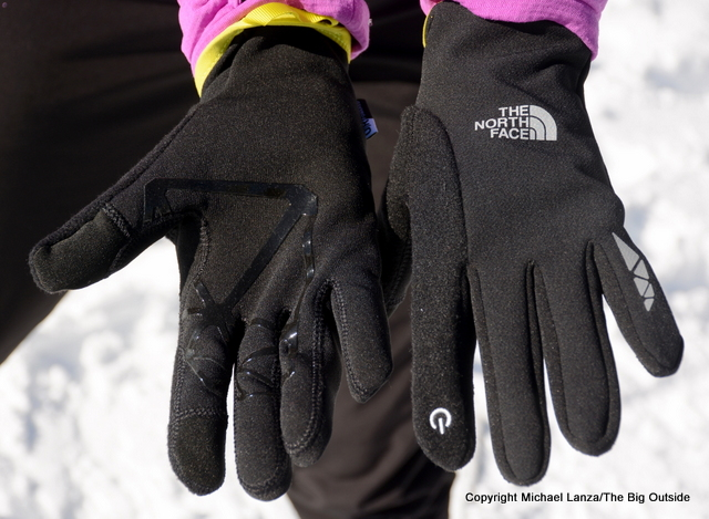 The North Face Runners 2 Etip Gloves.