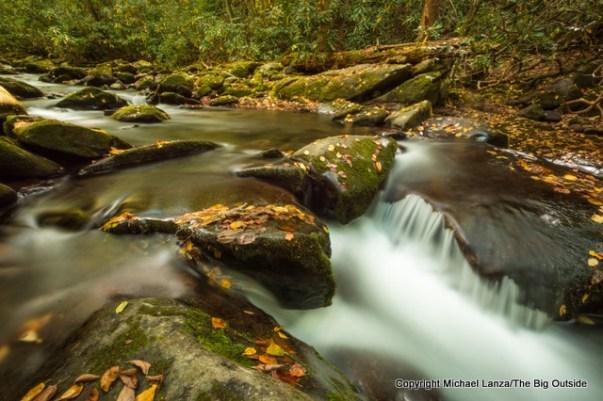 Noland Creek, Great Smoky Mountains National Park.