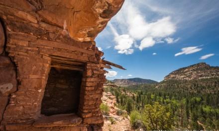 Ancient and Modern Folly: Backpacking Utah's Dark Canyon