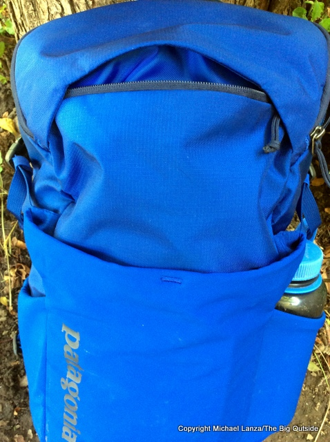 Patagonia Nine Trail 20L front.