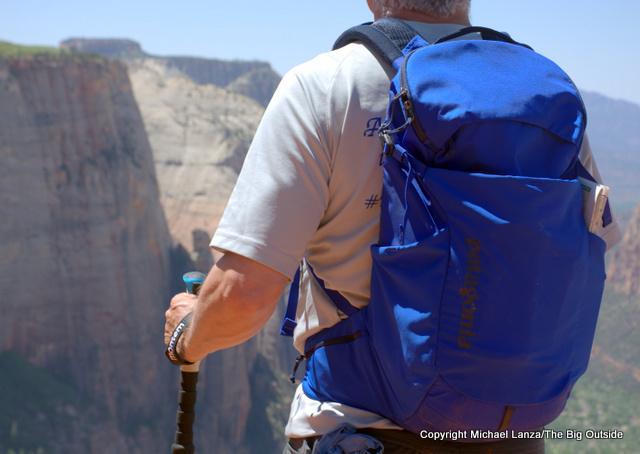 Patagonia Nine Trails 20 daypack.