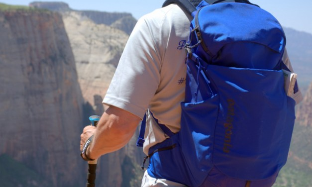 Gear Review: Patagonia Nine Trails 20L Daypack