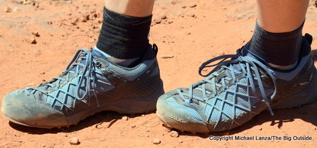 Gear Review: Salewa Wildfire Hiking-Approach Shoes