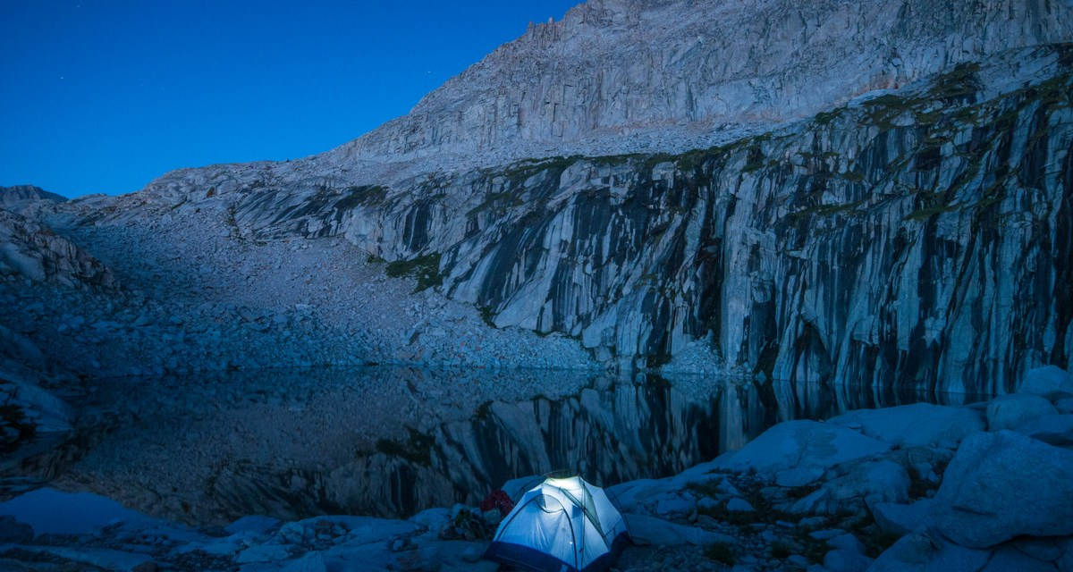 How to Get One of America's Best Backcountry Campsites