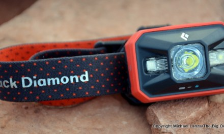 Gear Review: Black Diamond Storm Headlamp