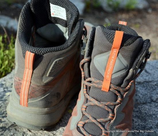 The North Face Ultra Fastpack III Mid GTX.