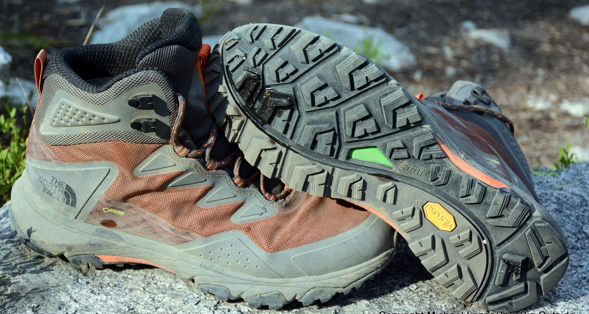 Gear Review:The North Face Ultra Fastpack III Mid GTX Boots