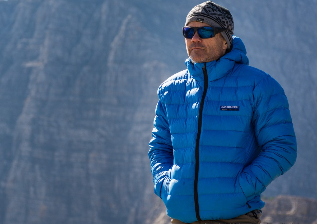 Review: Feathered Friends Eos Down Jacket