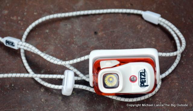 Petzl Bindi ultralight headlamp