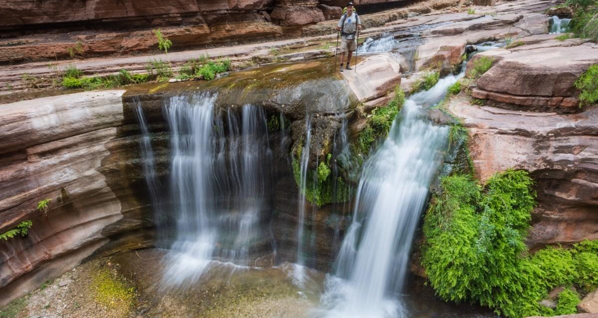 Backpacking the Grand Canyon's Thunder River-Deer Creek Loop