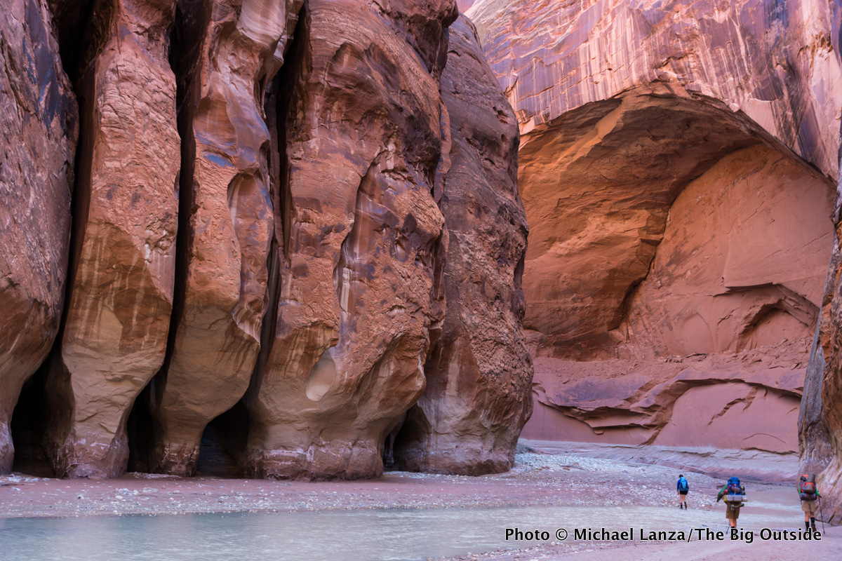 Take a Top 5 Southwest Backpacking Trip: Paria Canyon