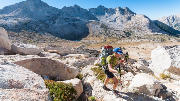 The 5 Best Backpacking Trips in Yosemite