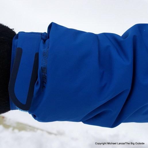 OR Interstellar Jacket cuff