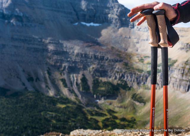 Review: Black Diamond Trail Ergo Cork Trekking Poles