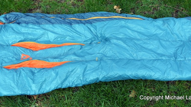 Gear Review: Nemo Kyan 20/Azura 20 Sleeping Bag