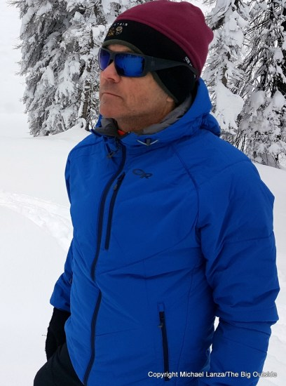 Outdoor Research Refuge Hooded Jacket.