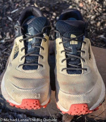The North Face Safien GTX shoes.