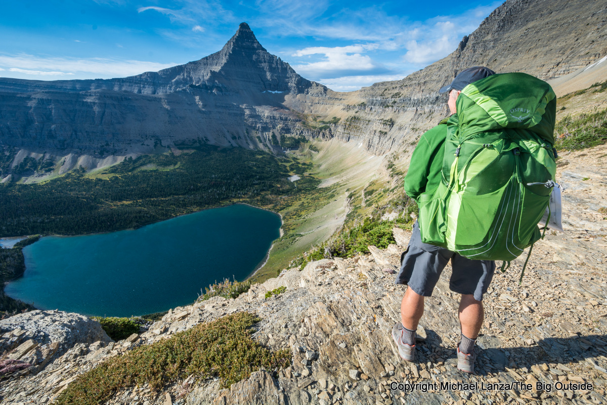 Gear Review: Osprey Exos 58 and Eja 58 Ultralight Backpacks