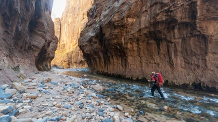 The Best Guide to Backpacking the Zion Narrows