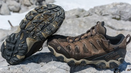 Gear Review: Oboz Sawtooth II Low Waterproof Hiking Shoes