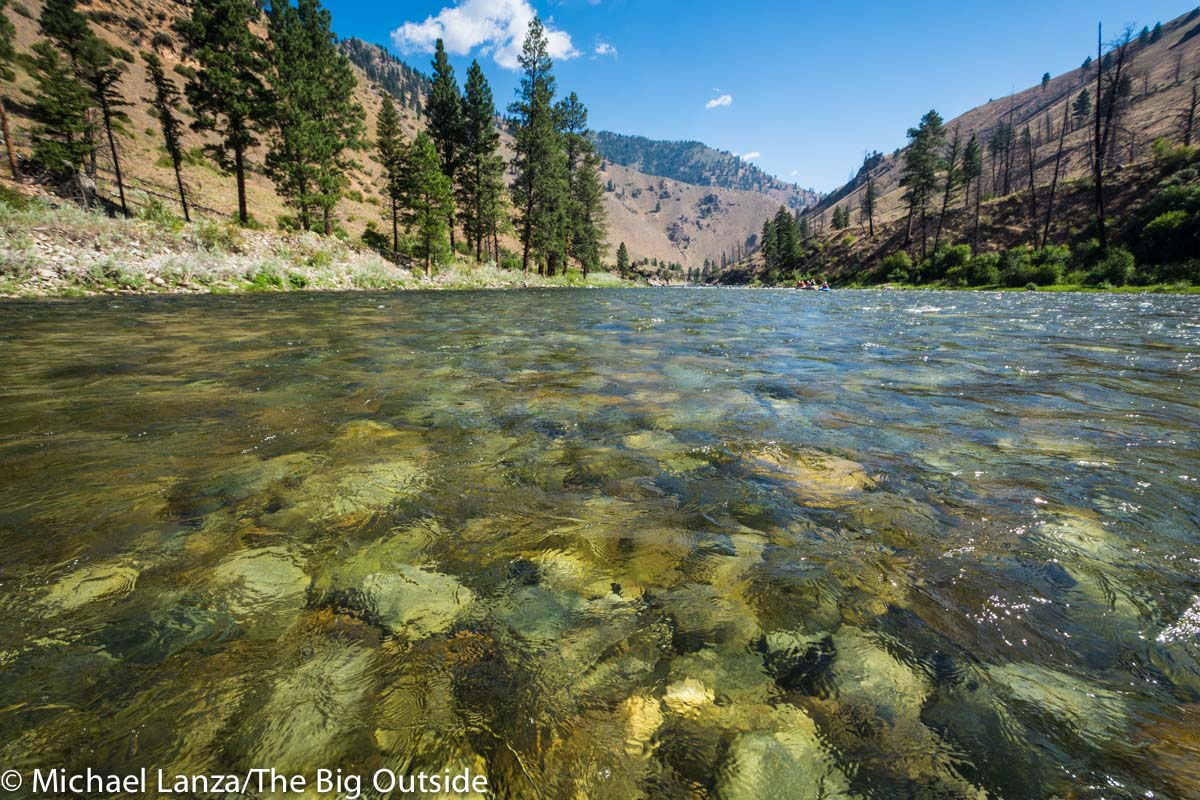 Idaho's Middle Fork Salmon River.