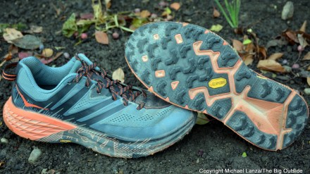 Review: Hoka One One Speedgoat 3 Trail Running Shoes