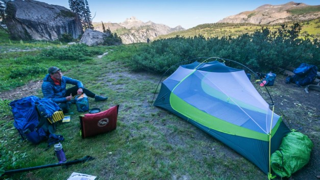Review: Nemo Dragonfly 2P Ultralight Backpacking Tent