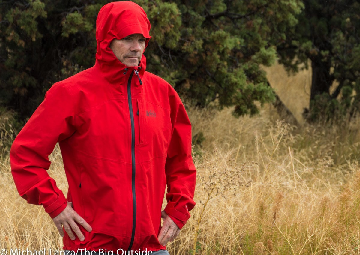 Review: REI XeroDry GTX Rain Jacket