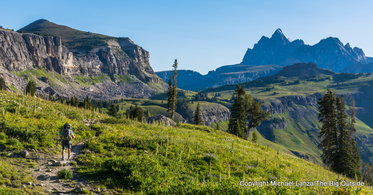 A Wonderful Obsession: Backpacking the Teton Crest Trail
