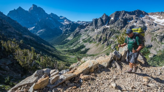 How to Get a Permit to Backpack the Teton Crest Trail