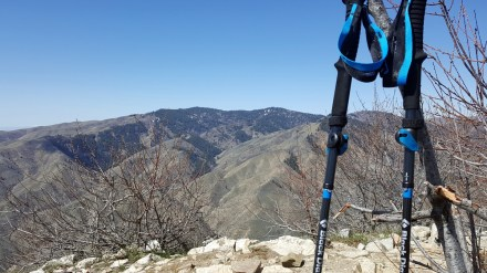 Review: Black Diamond Distance Carbon FLZ Trekking Poles