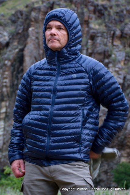 Mountain Hardwear Ghost Whisperer 2 Down Hoody.
