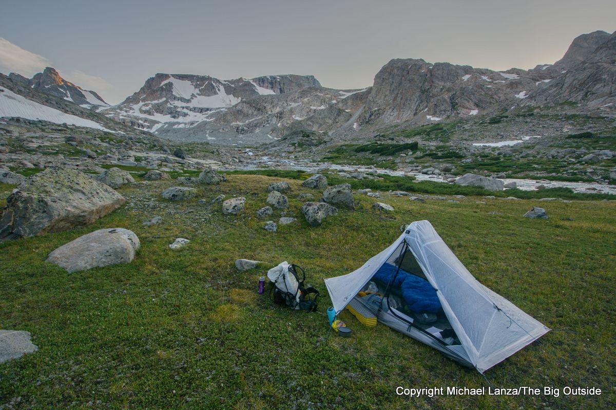 Review: Hyperlite Mountain Gear Dirigo 2 Backpacking Tent