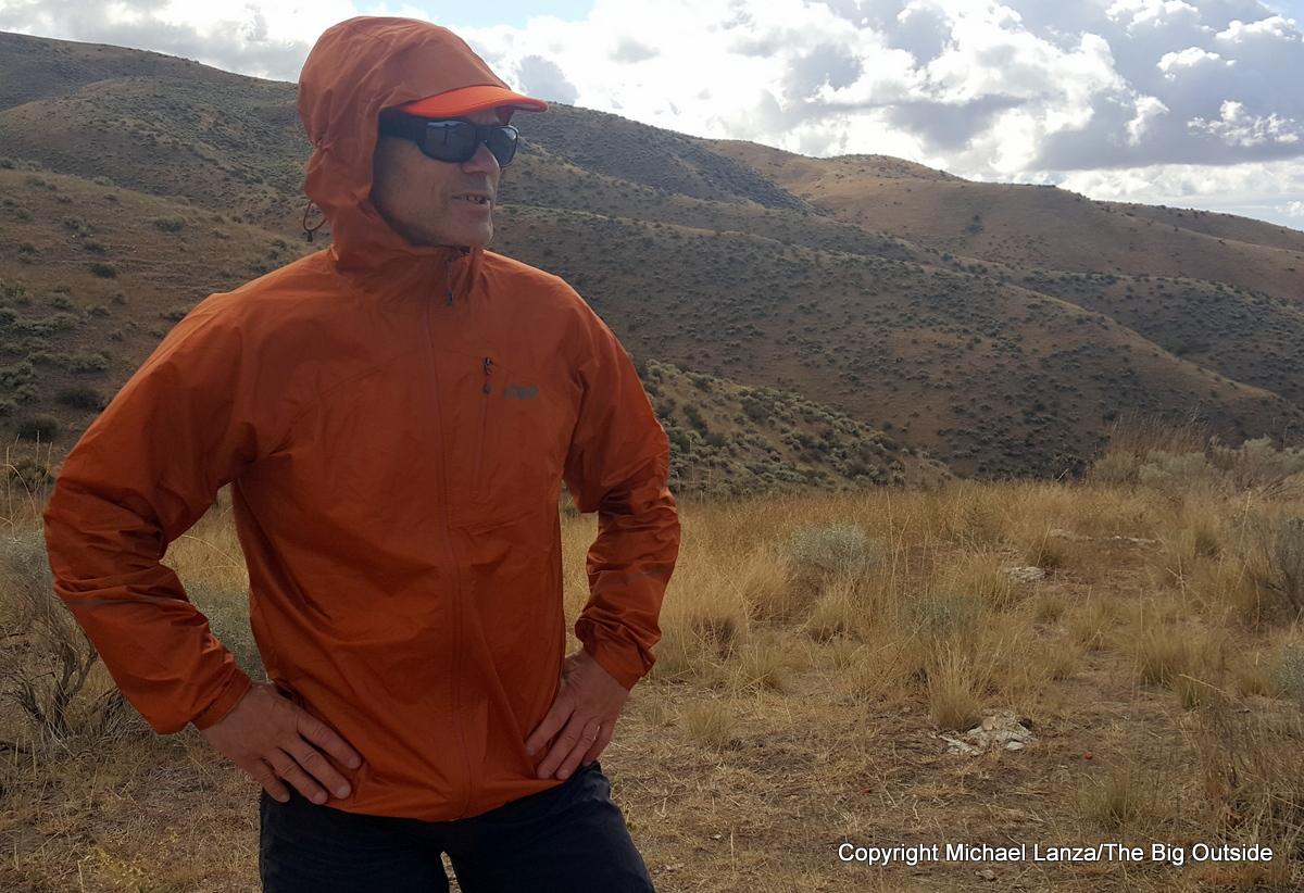 Review: Outdoor Research Helium II Jacket