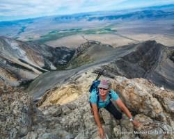 No Chickening Out: Hiking Idaho's Borah Peak
